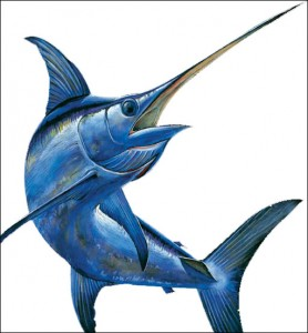 1-swordfish-1-drawing