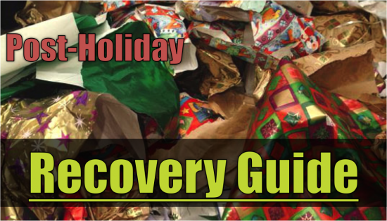 Holiday Recovery Guide and Workout