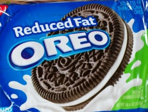 Healthy Fat - Oreos are never healthy