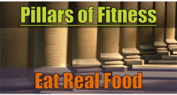 Eat Real Food Fitness Pillar