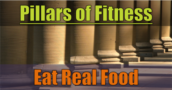Eat Real Food Fitness Pillar