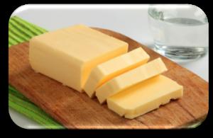 butter is healthier than margarine