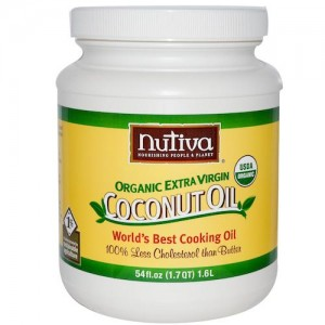 Coconut Oil Benefits - Recommended Product