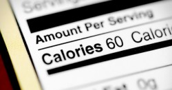 stop talking about calories